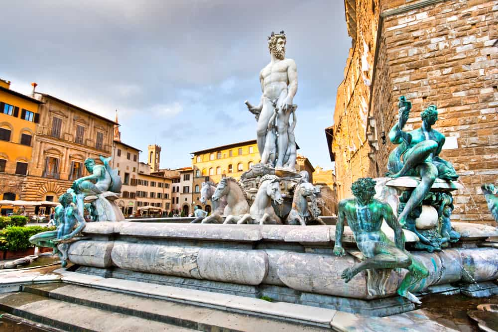Piazza signoria - must see in Florence