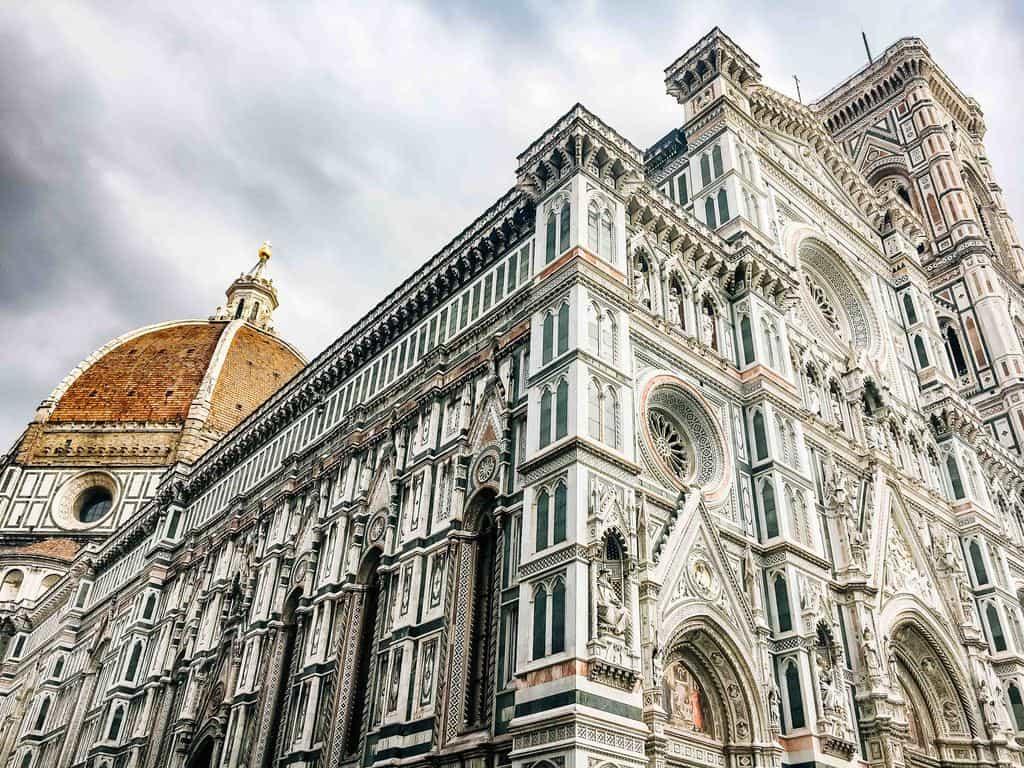 Santa Maria del Fiore Florence tourist attractions