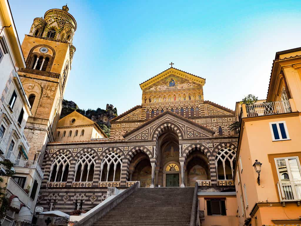 amalfi - best amalfi coast towns