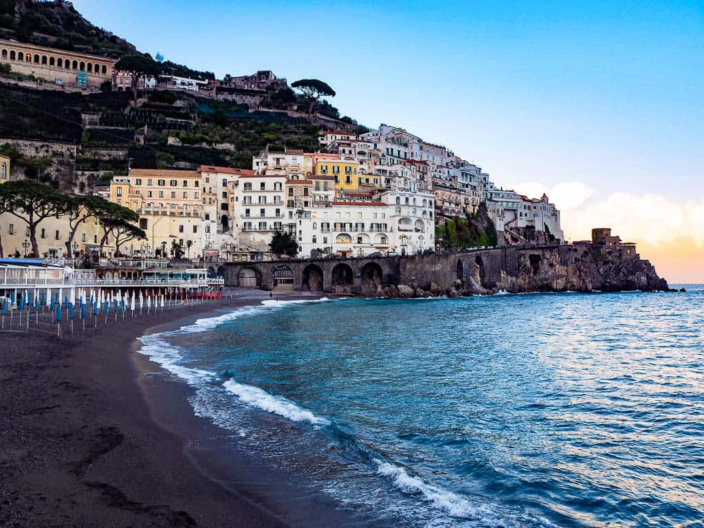 Best Places To Stay In Amalfi Coast Towns Villages Hotels