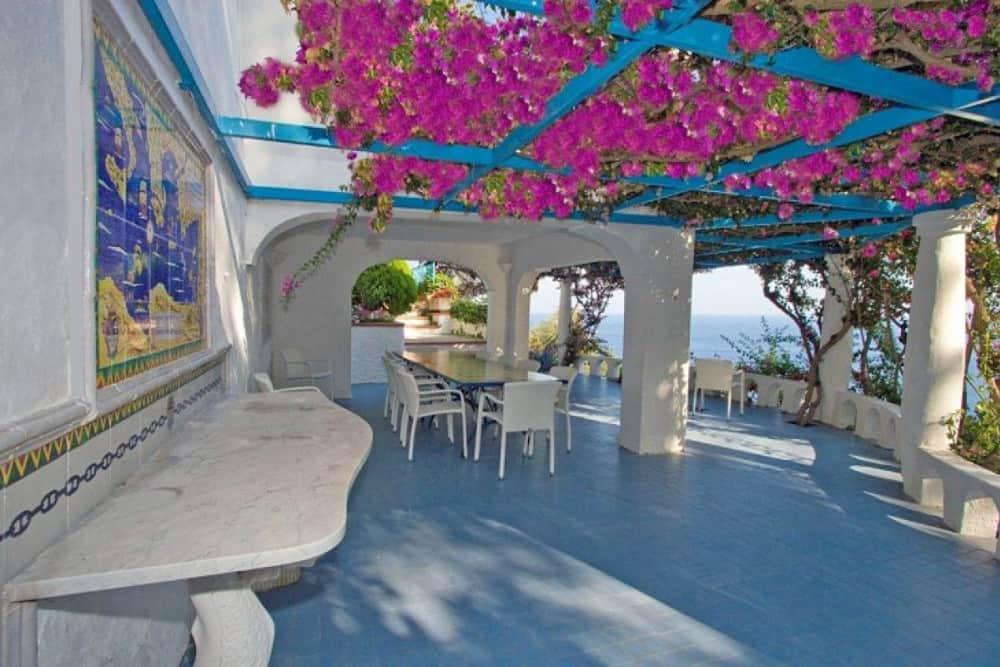 villa amalfi coast