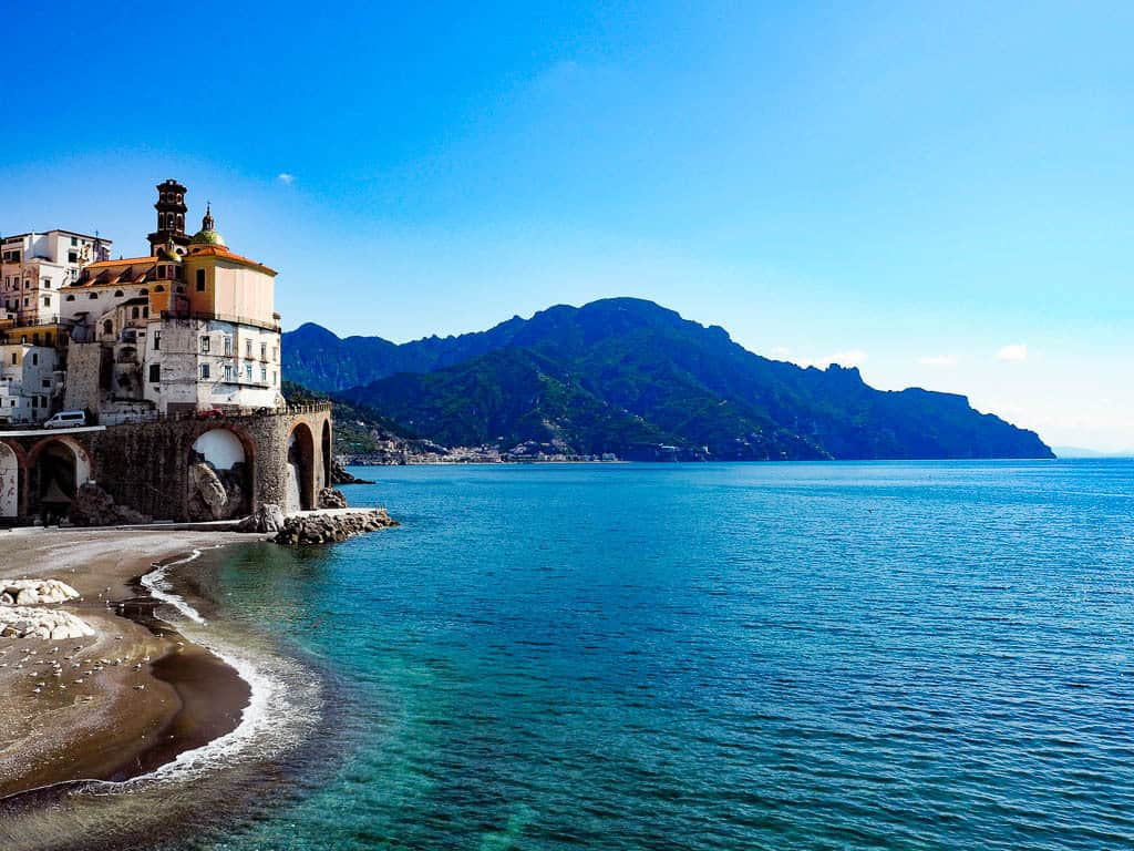 Where to stay on the Amalfi coast guide: best towns + hotels