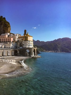 atrani - amalfi coast accommodation