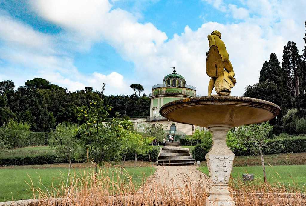 must do in florence boboli gardens