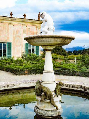 florence 5 star hotels near boboli gardens