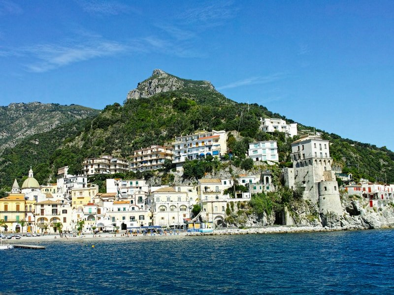 cetara - amalfi coast resorts
