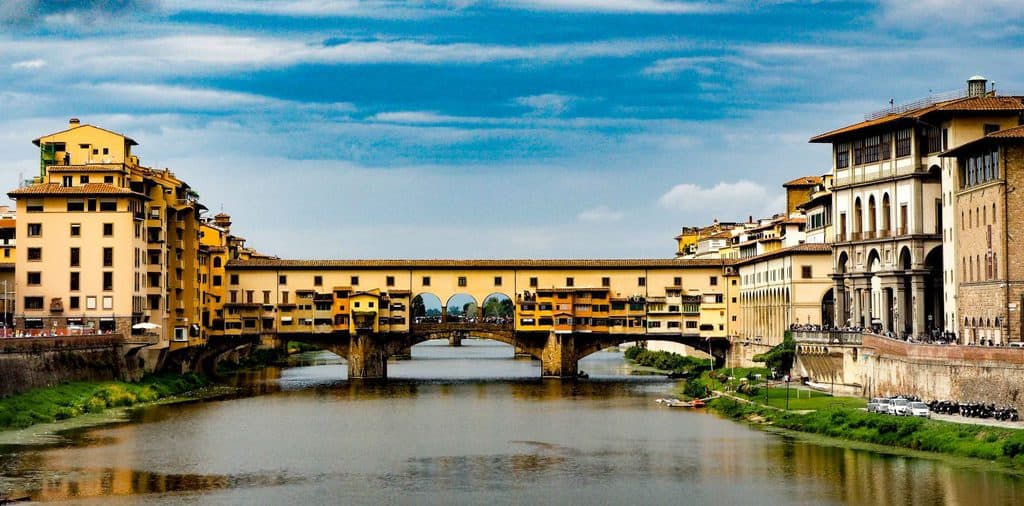 ponte vecchio - best things to do in florence italy