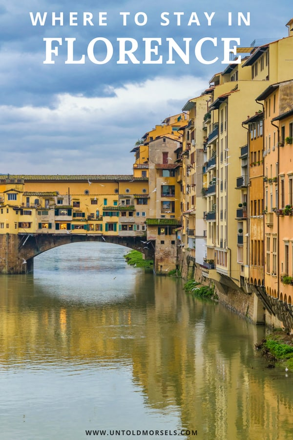 Florence area guide - where to stay in Florence Italy