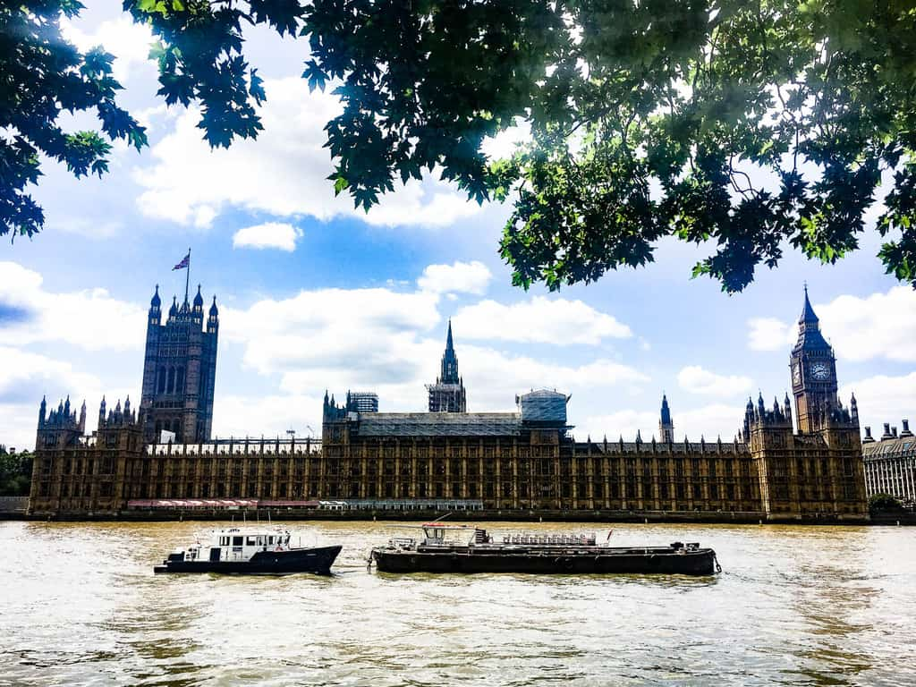 places to take kids in london - westminster palace