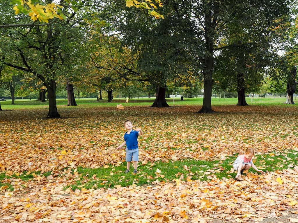 hyde park - free things to do in london with kids