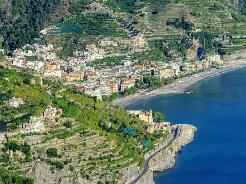 maiori - best resorts amalfi coast