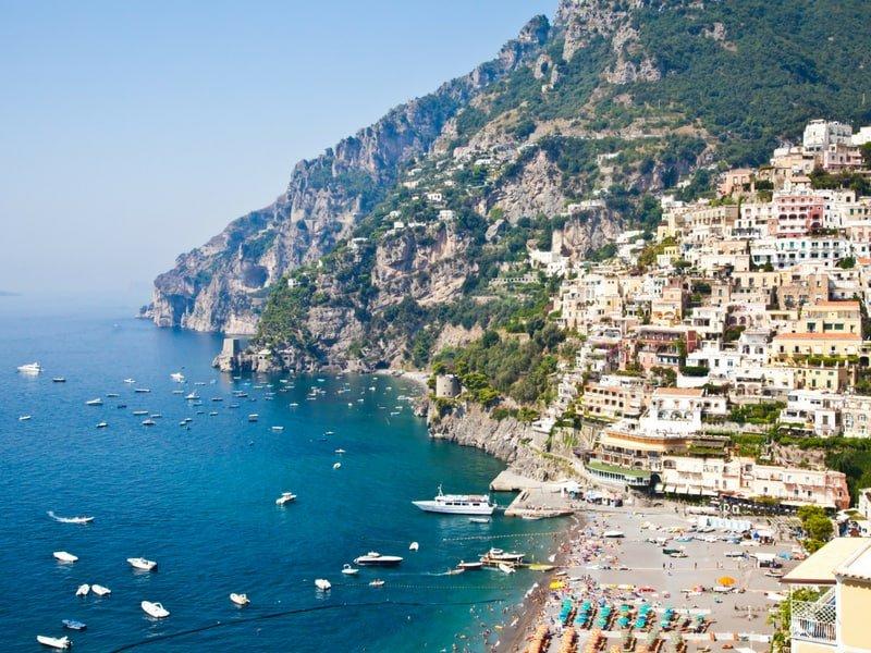 minori amalfi coast italy holidays