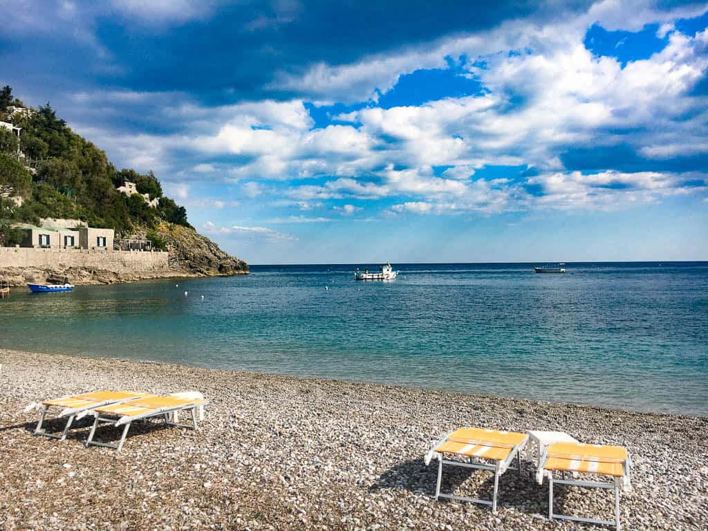nerano italy - places to stay near sorrento