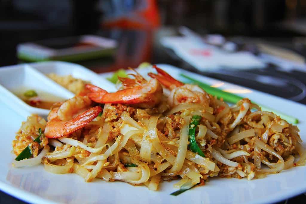 pad thai - best thai food