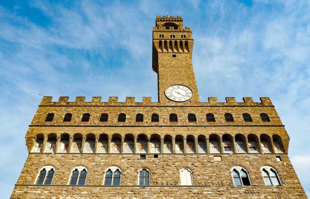 palazzo vecchio florence highlights