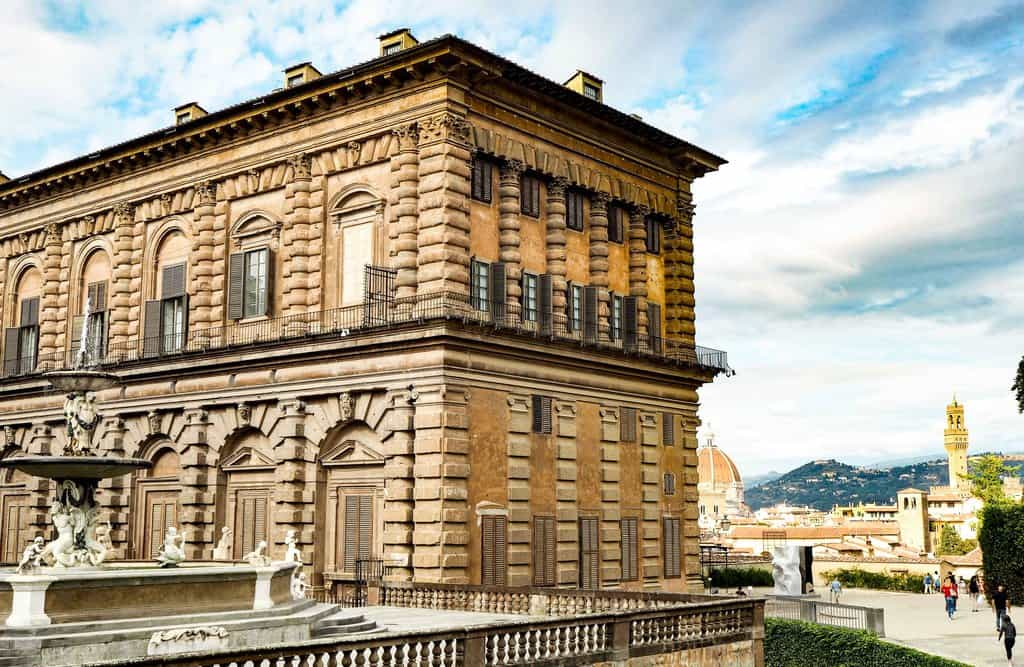 pitti palace florence points of interest