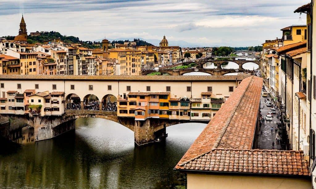 ponte vecchio best views of florence