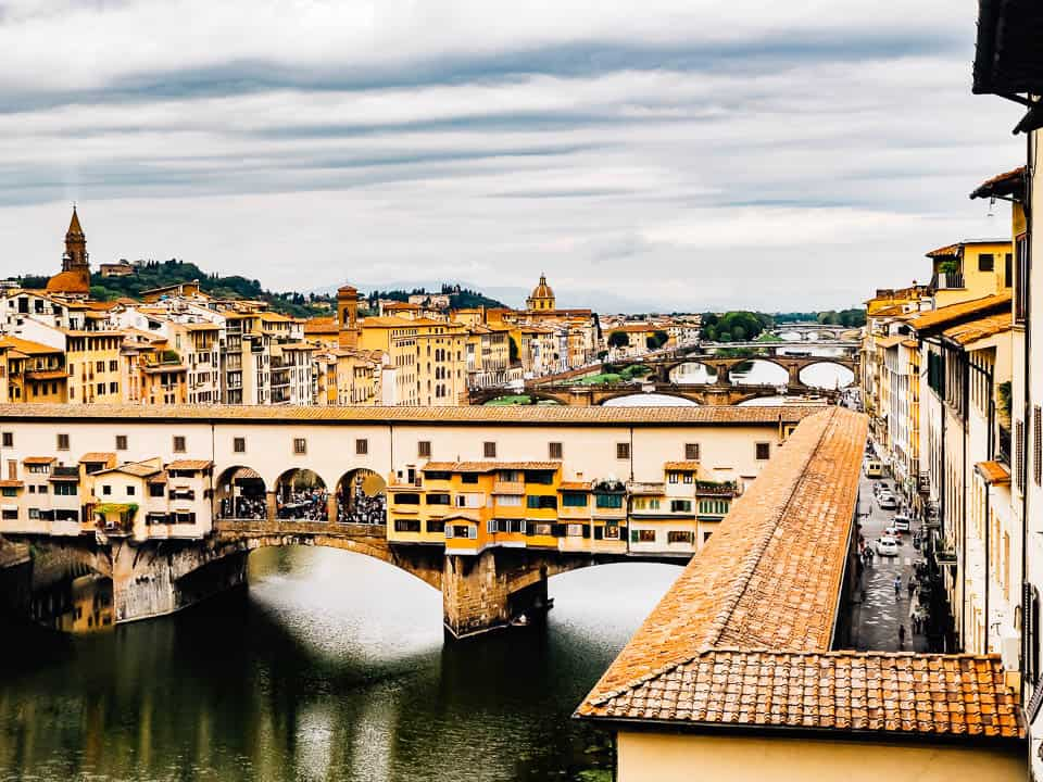 ponte vecchio historic centre of florence