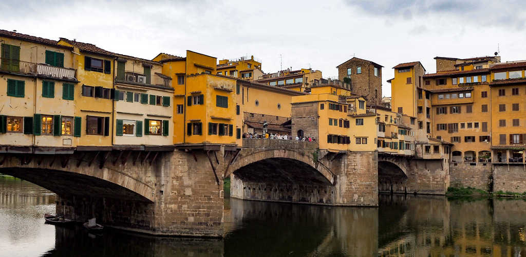 ponte vecchio best things to see in florence italy