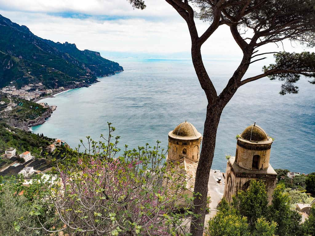 ravello amalfi coast - where to stay in amalfi coast