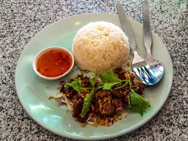 thai food names - best thai food
