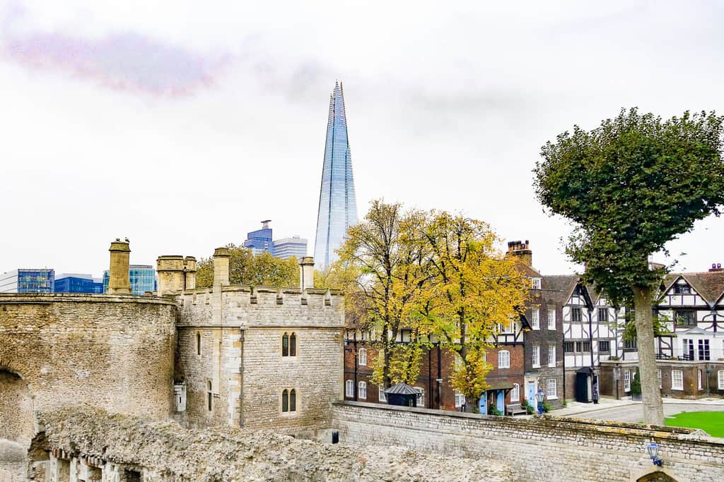 the shard - visit london with kids