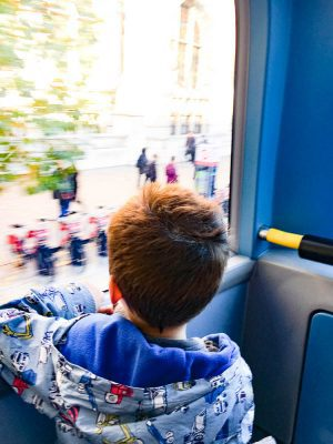 how to see london with kids
