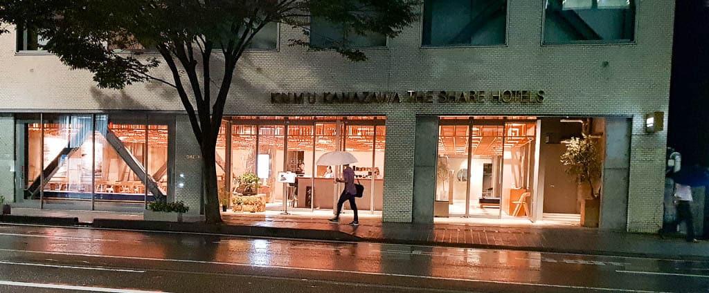 kanazawa hotel