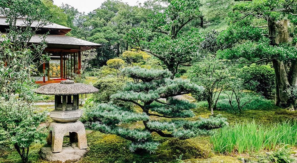 Kenroku-en kanazawa japan