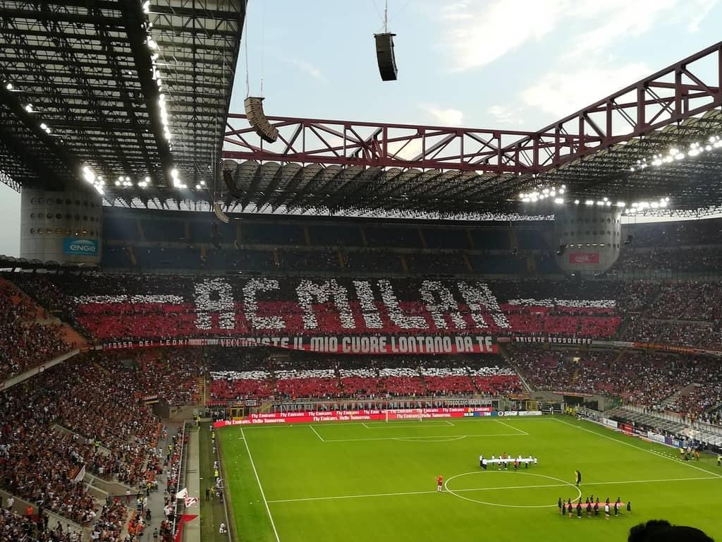 san siro stadium - what to do in milan