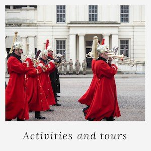 best activities and tours in london