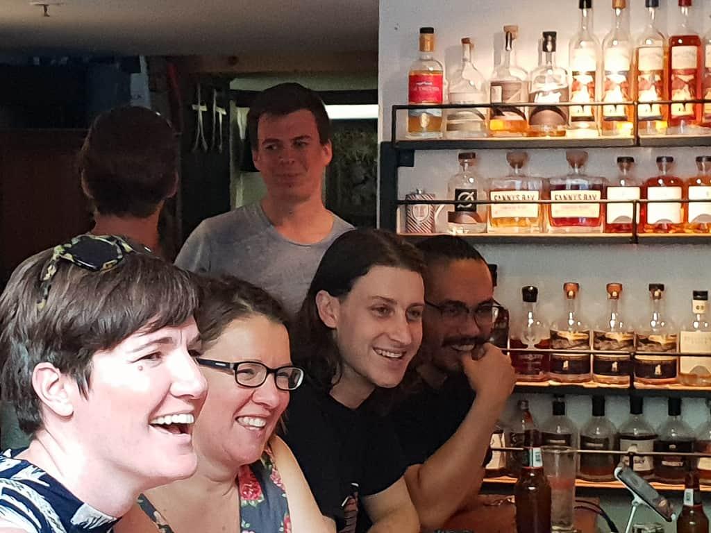 hidden bar tour melbourne