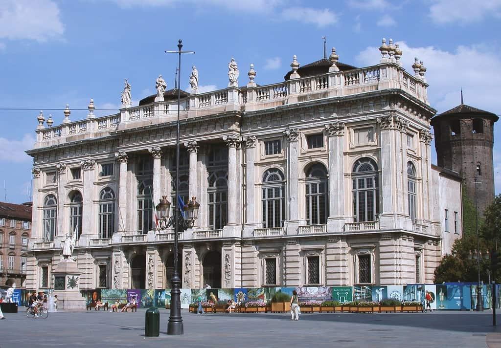 palazzo madama - turin sightseeing