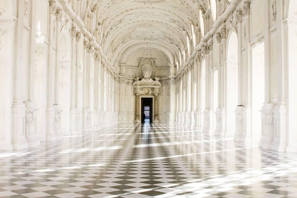 palazzo veneria reale - turin what to do