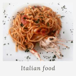 italian food guides