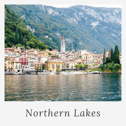 northern italian lakes