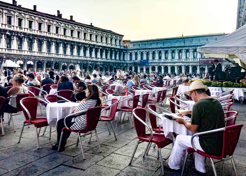 piazza san marco - places to go in venice