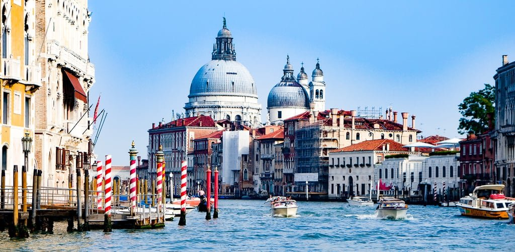 grand canal must see in venice