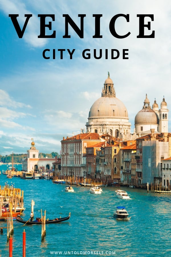 Venice - best things to do from the Grand Canal to Burano