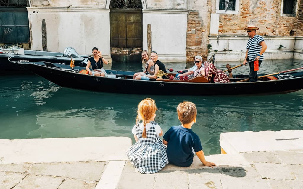 kid friendly tourist attractions in venice