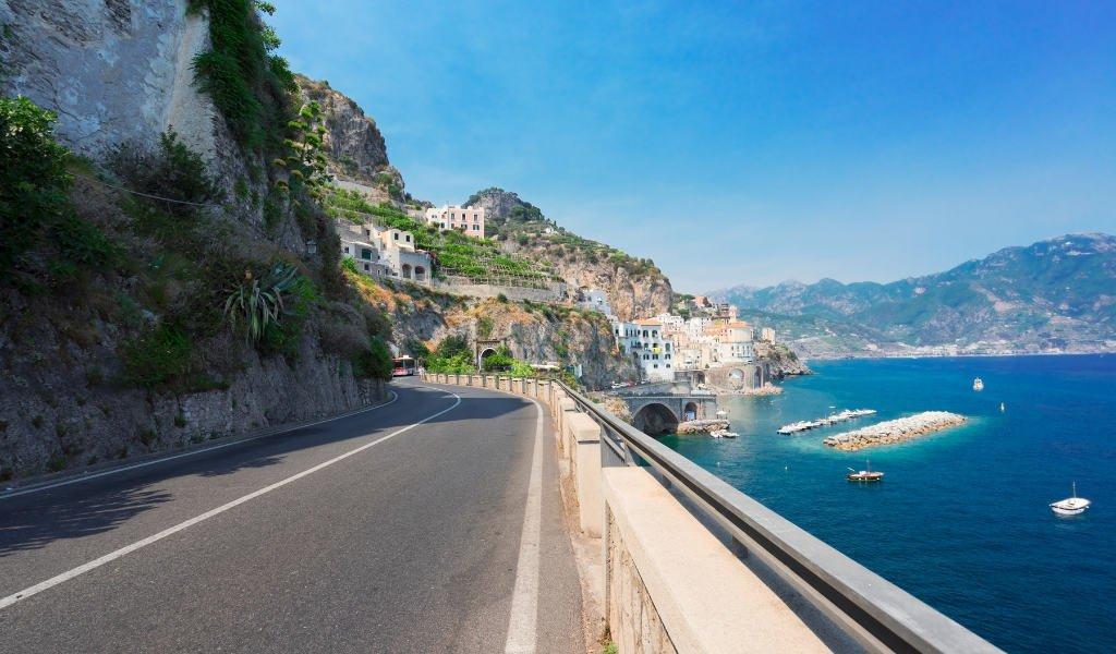 amalfi coast transfer