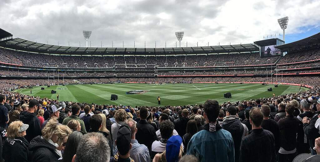 family friendly fun in melbourne at the mcg