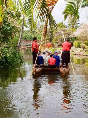 canoe tour polynesian cultural center - north shore oahu activities