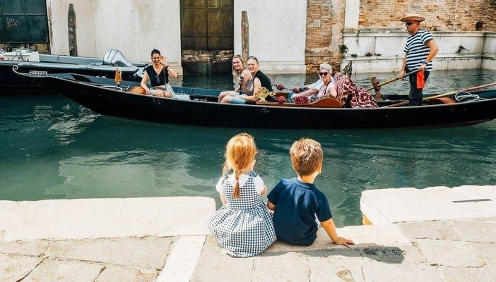 family travel italy