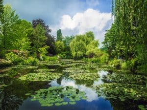 visit giverny monets garden paris