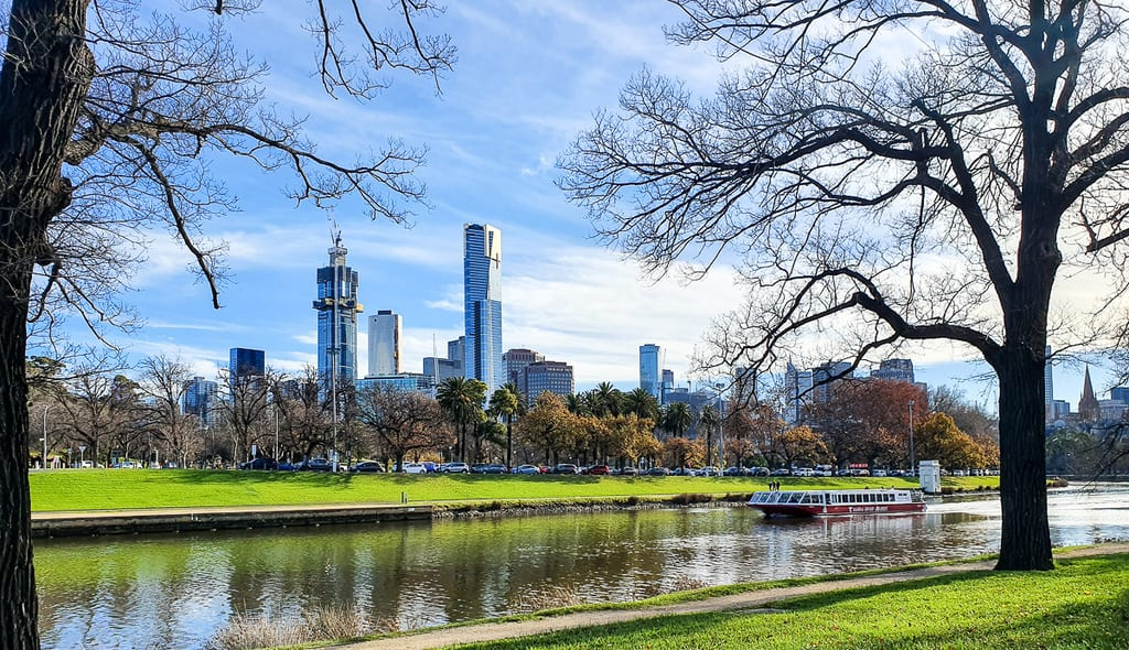 family things to do in melbourne - yarra river cruise