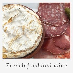 french food and wine