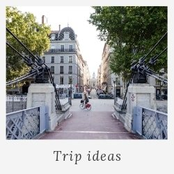 trip ideas for france travel