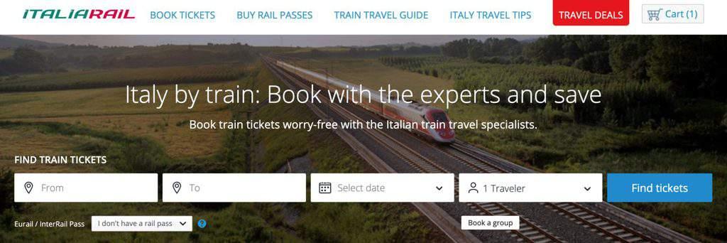 italiarailitalytraintickets