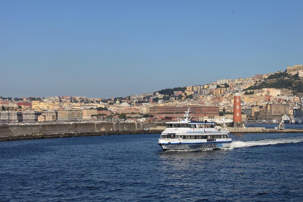 naples to sorrento ferry